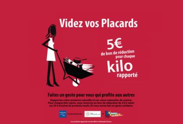 Videz vos Placards-Confédération et Francéclat