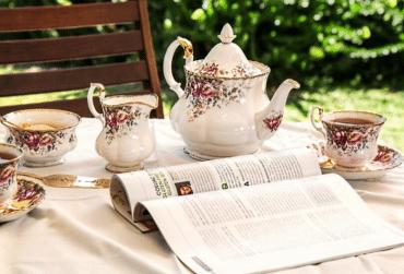 Petite histoire de l'art de la table-Confédération et Francéclat